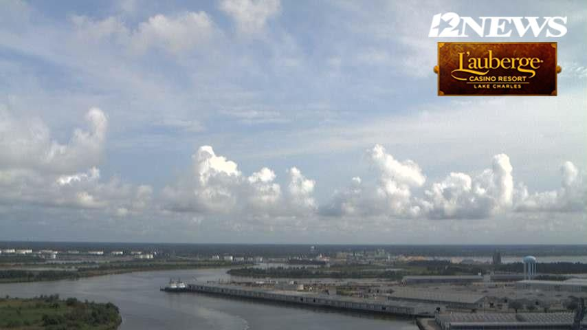 L'Auberge Resort Lake Charles SkyCam