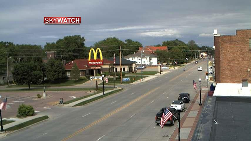 Camera image from Sioux City (Morningside)